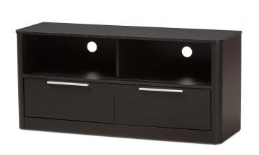 Carlingford Wood Two-Drawer TV Stand