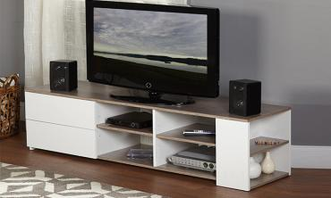 Simple Living Entertainment Stand