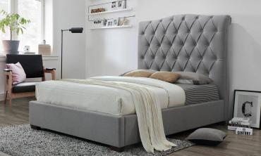 Shannon Upholstered Platform Bed
