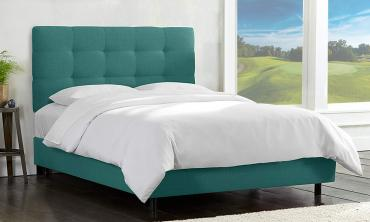 Skyline - Tufted Bed
