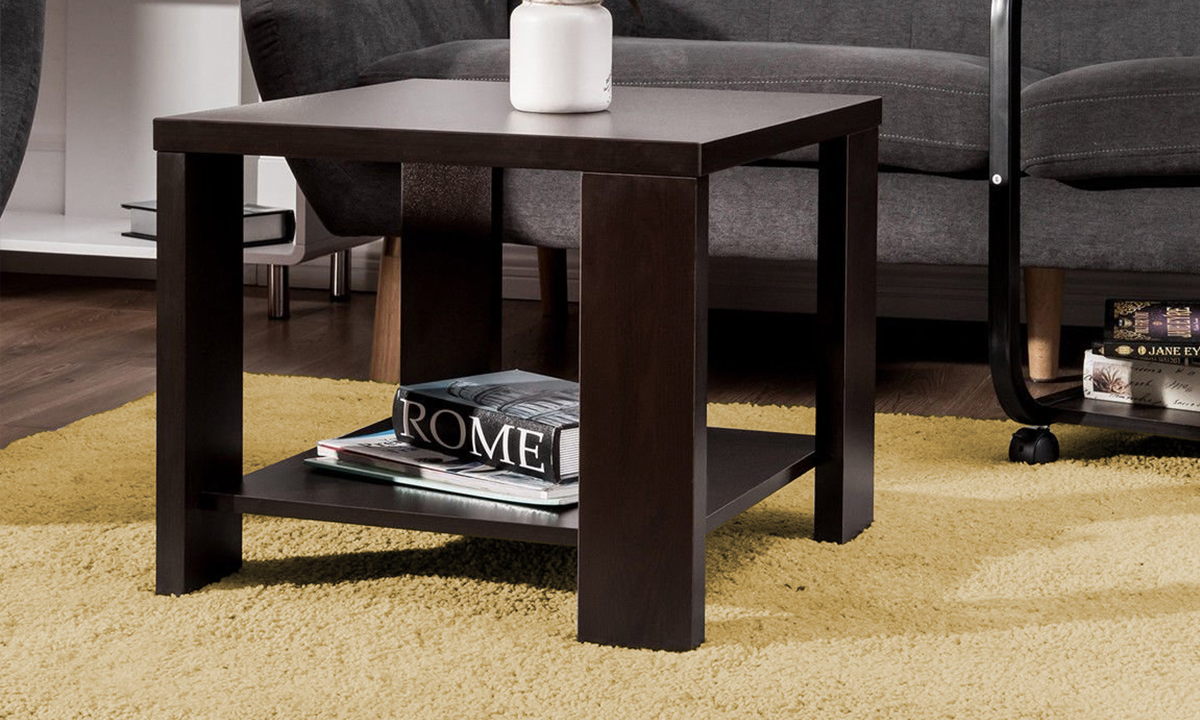 Square Coffee Sofa Side Table From Aed
