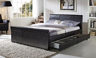 Dresden Four-Drawer Bed in Choice of Color