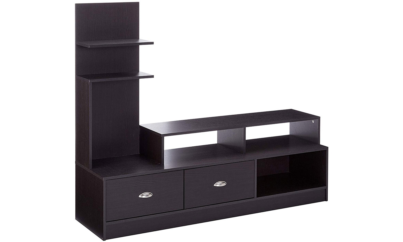 Dark Brown Modern Tv Stand From Aed