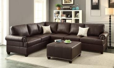 Bobkona Cady Reversible Sectional