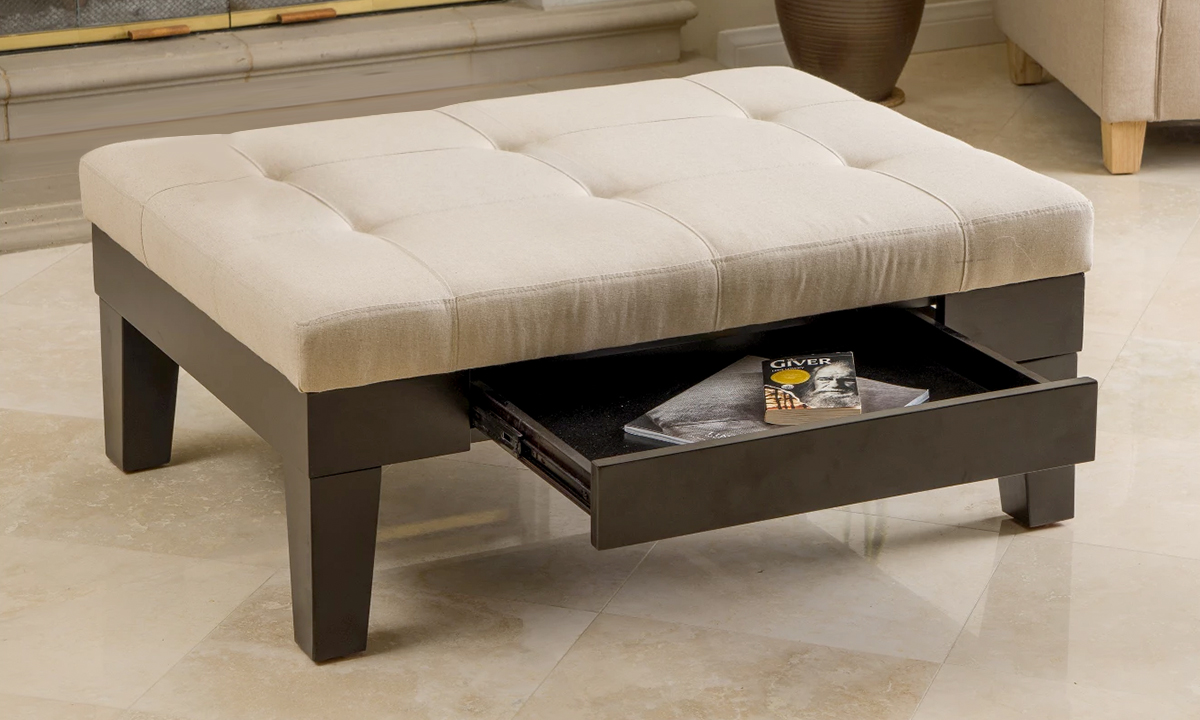 Tucson Storage Ottoman Coffee Table From Aed 799 A To Z Furniture