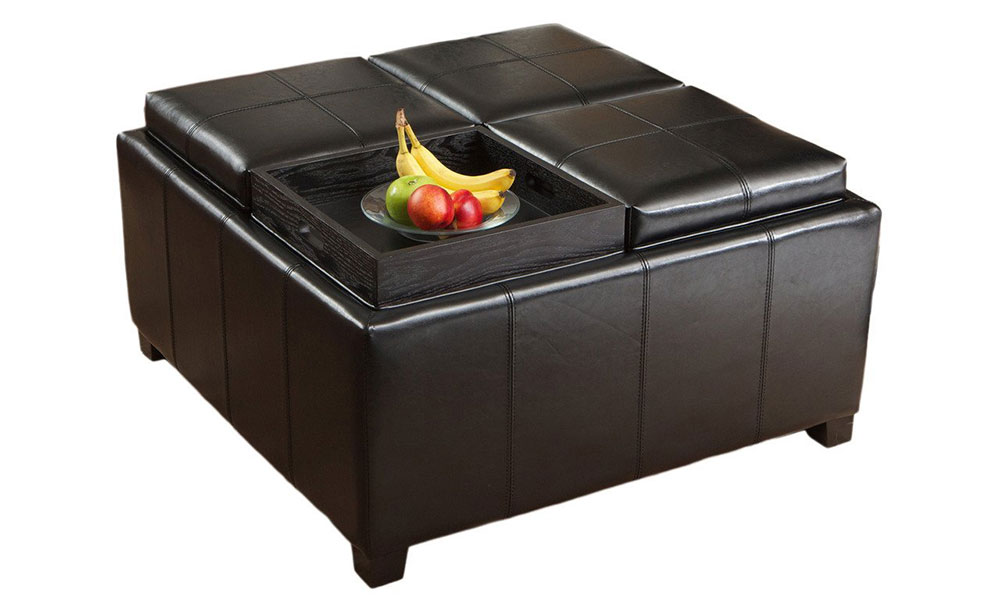 Storage Ottoman Coffee Table From Aed