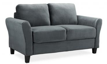Waverly Contemporary Loveseat