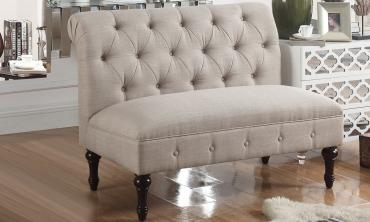Lauryn Tufted Chesterfield Loveseat