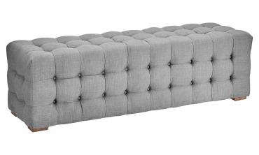 Tufted Ottoman, Short or Long