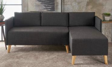 Augustus Modern 2-piece Chaise Sectional Sofa Set
