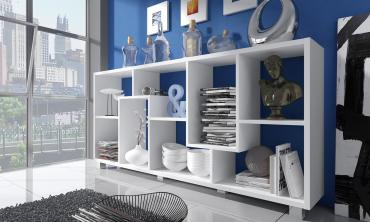 Deluxe Open Shelving Unit
