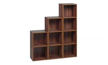 Bookcases and Cubes