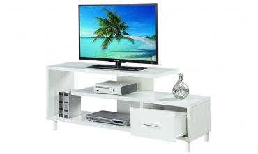 White Home Logan Seal 60-inch TV Stand