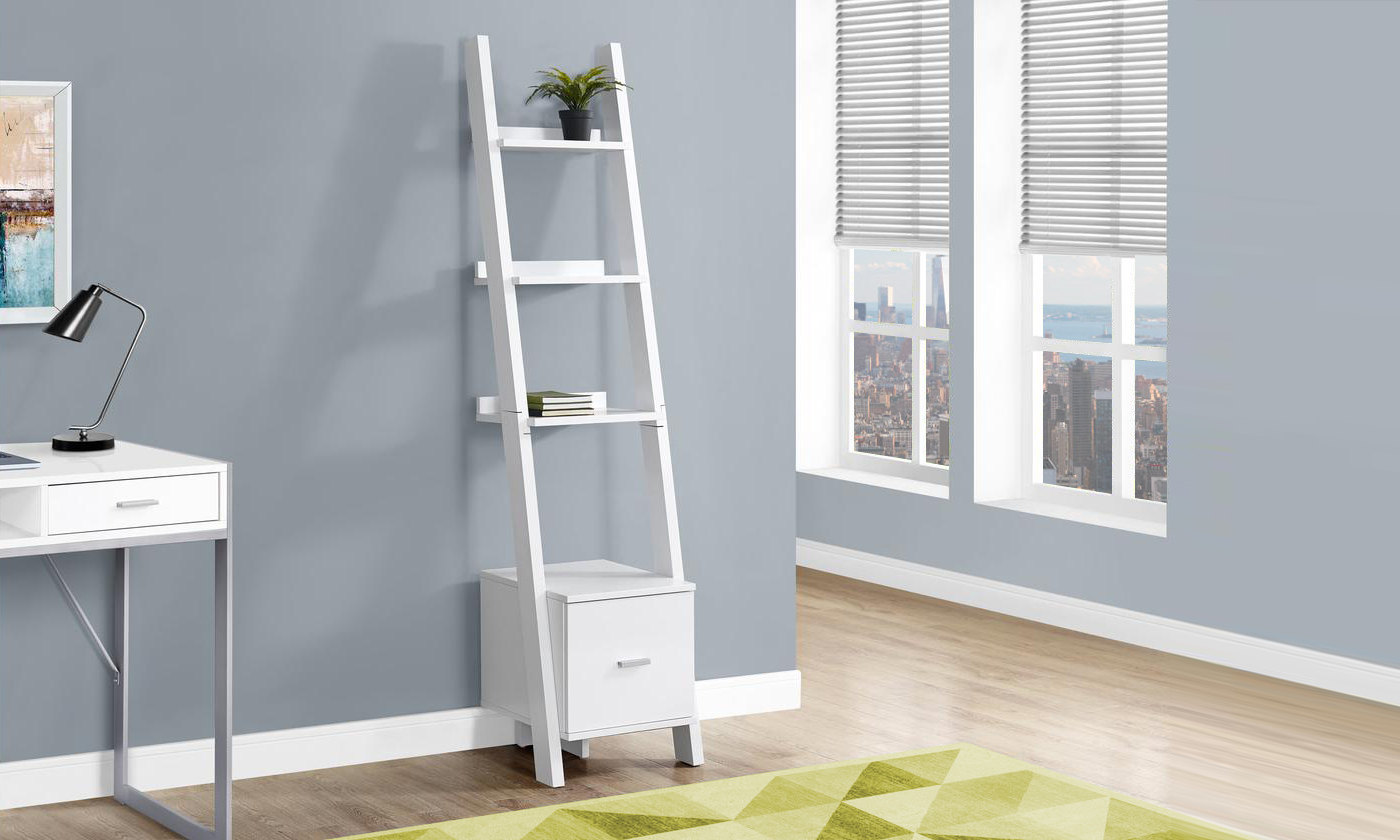 Ladder With Storage Drawer Bookcase From Aed 499 A To Z