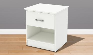 Dora Single-Drawer Nightstand