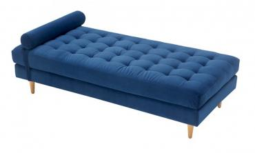 Alia Velvet Day Bed