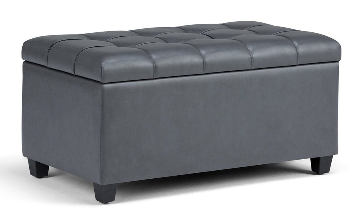 Awe Inspiring Sienna Storage Ottoman Bench From Aed 619 A To Z Furniture Bralicious Painted Fabric Chair Ideas Braliciousco
