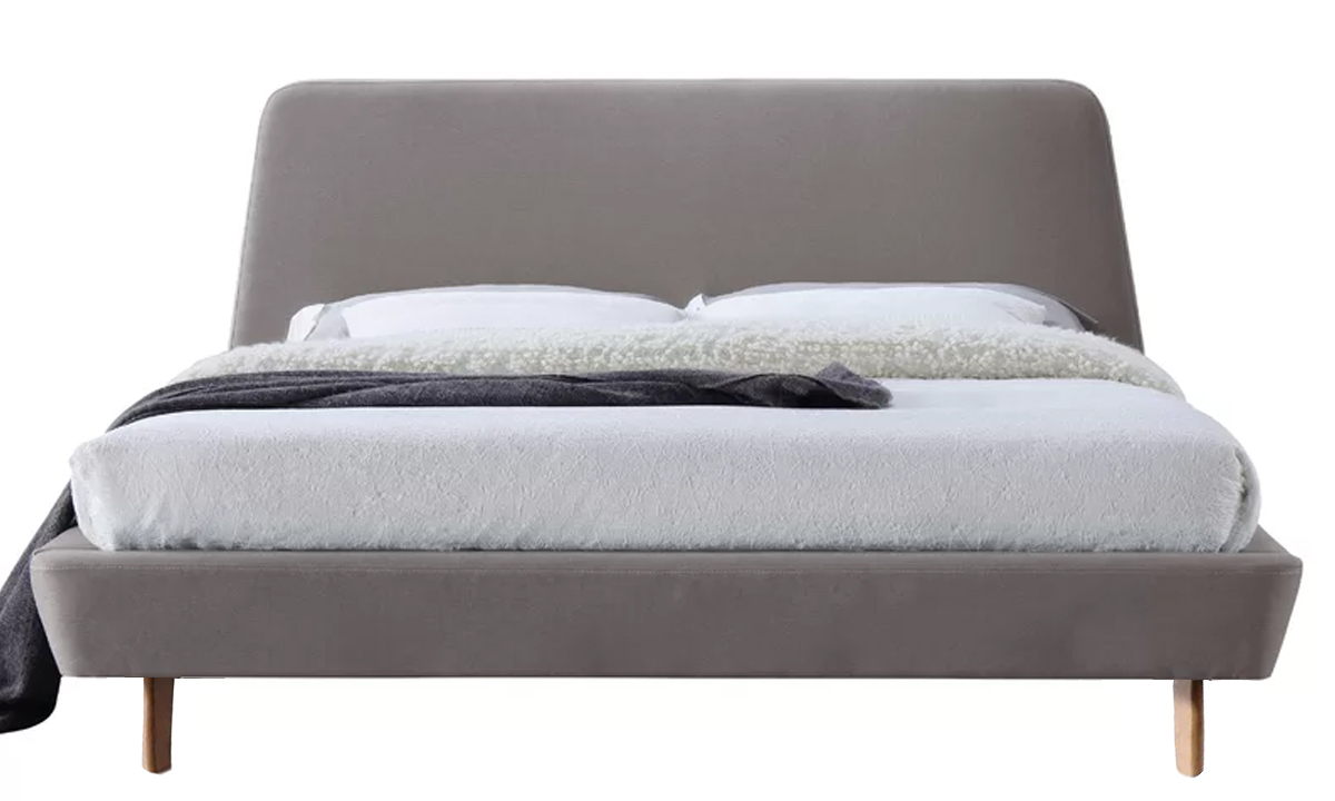 Mabry Upholstered Platform Bed From Aed