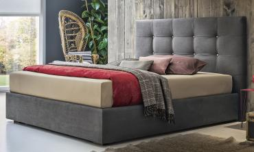 Cortina Button Tufted Bed Frame