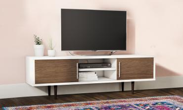 Contemporary TV Stand for TVs up to 65-Inch