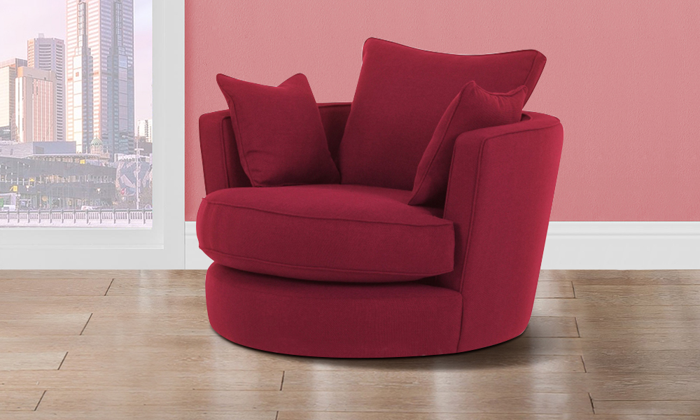 Modern Big Round Sofa Chair From Aed, Large Round Sofa Chair