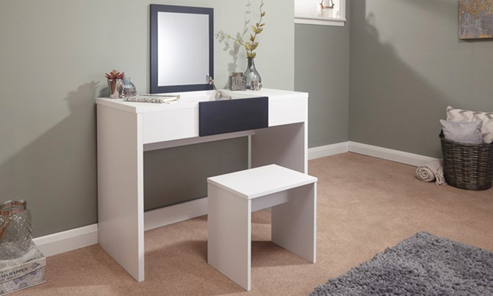 Lift Top Mirror Dressing Table From Aed 799 A To Z Furniture