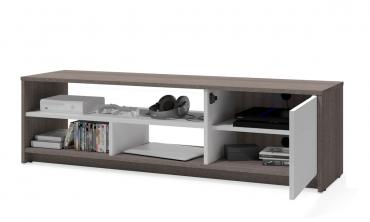 Space 3-Piece TV Stand and Storage Tower Set